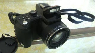 camara de fotos digital kodak con zoom