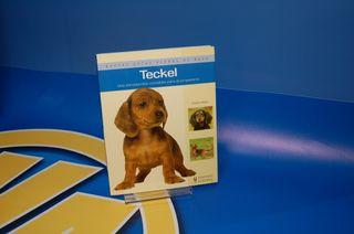 Libro TECKEL nuevas guias perros de raza