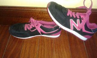 Zapatillas NB 37