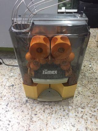 Maquina de zumo zumex