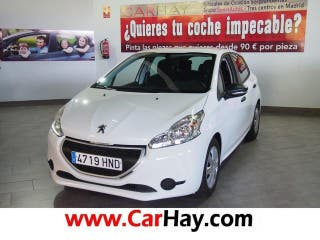 Peugeot 208 1.4 HDi Business Line 50 kW (68 CV)