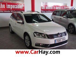 Volkswagen Passat Variant 2.0 TDI BMT Advance DSG 103 kW (140 CV)