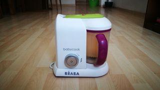 babycook. robot cuiseur-mixeur