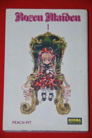 Rozen Maiden - Serie Manga Completa