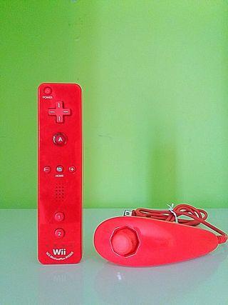 Wii Mando + Nunchuck