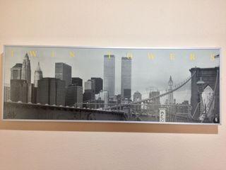 Cuadro Twin Towers - New York City