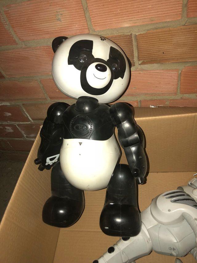 Robots de juguete