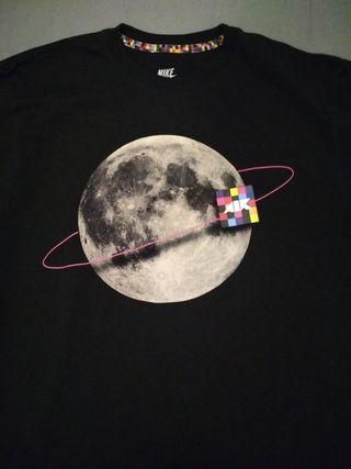 Por Nike Camiseta Mano Luna Hombre Segunda De 10 BgwBqz4