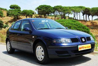 SEAT León 1.6 gasolina IMPECABLE! ÚNICO!