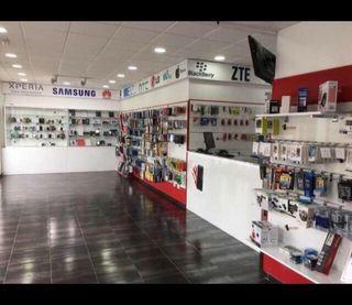 Reparación Tienda Garantía móviles y tablet