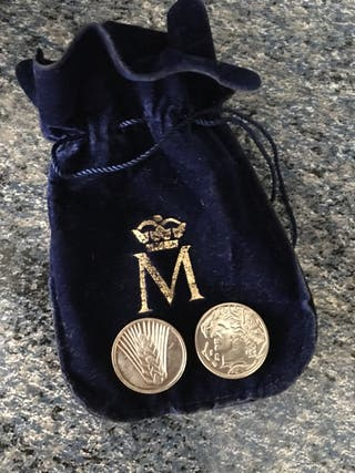13 Arras plata Real Casa de la Moneda