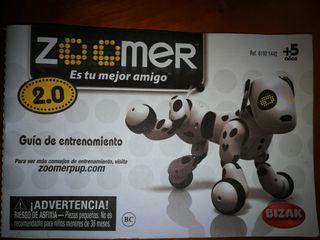 Mascota interactiva Zoomer