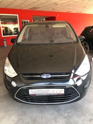 ford s-max 2.0 tdci 140 cv titanium auto