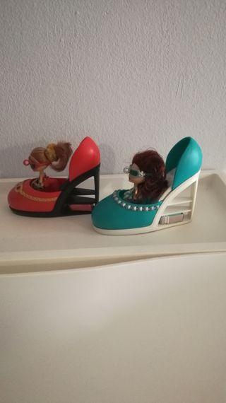 Barbie Miniatura Fashionistas