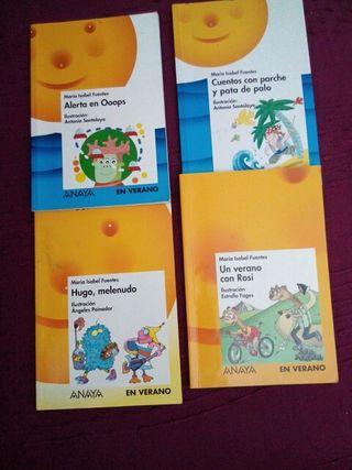 Libro infantil anaya