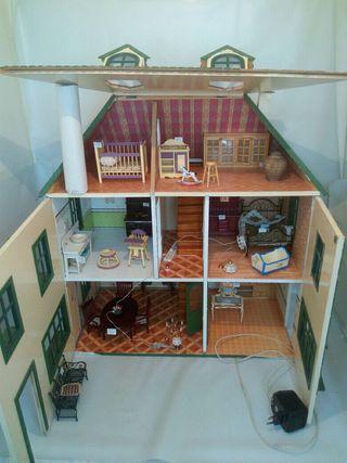 Casa mu ecas de madera antigua de segunda mano por 120 - Antigua casa jove ...