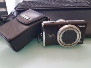 Cámara Fotográfica Canon PowerShot SX200 IS