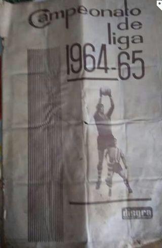 Album liga 1964-1965
