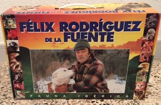 Fauna Ibérica. Félix Rodríguez de la Fuente