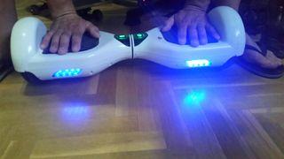 patin eléctrico (hoverboard)