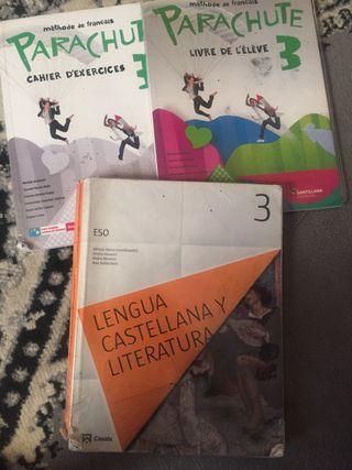 Libros 3 eso lengua