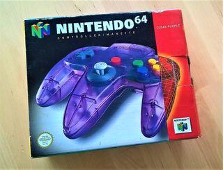 Mando / Controller Nintendo 64