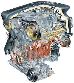 motor audi a6