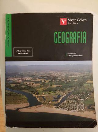 libro bachillerato geografia