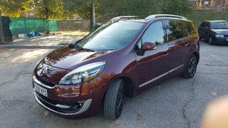 Renault Grand Scenic 2013 PRIVILEJE 7 PLAZAS ***