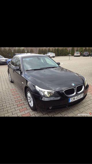 BMW 525d 2007