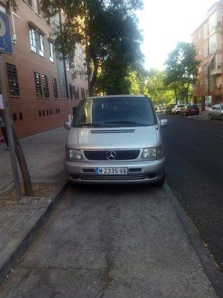 Mercedes-Benz Clase V 1998