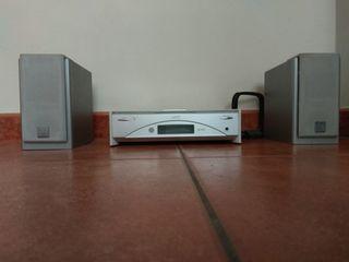 Mini cadena JVC FS-SD5R
