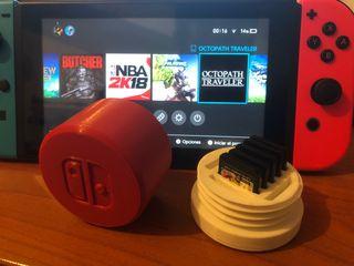 Portajuegos Nintendo Switch