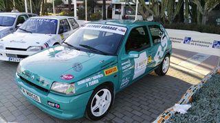 Renault clio rsi 1.8 8v año 93 negociable