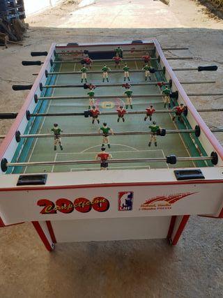 Futbolín Presas 2000