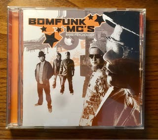 Bomfunk MCs - Reverse Psychology - CD