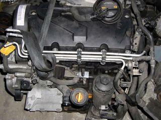 motor 1.9 tdi BXE grupo VAG