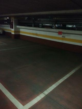 Plaza parking en venta