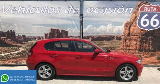 BMW Serie 1 118 d
