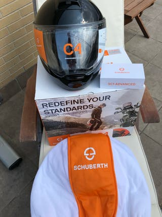 Schuberth C4 + SC1 Advanced