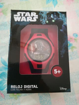 reloj star wars