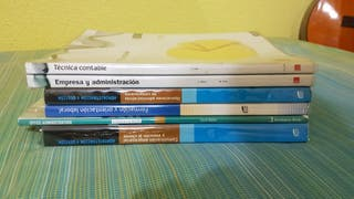 Libros Grado Medio - Administrativo