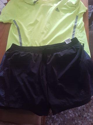 ropa de deporte adidas