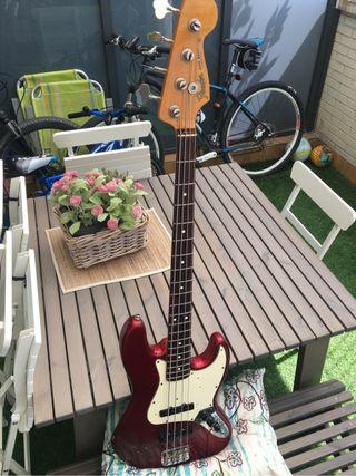 Bajo Fender Jazz Bass AV 64