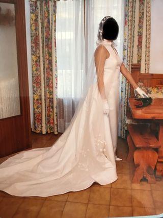 vestido de novia de segunda mano en la provincia de huesca en wallapop