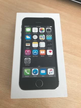 Caja original iphone 5s