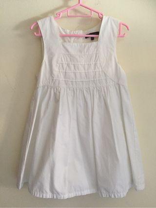 Vestido niña tommy hilfiger