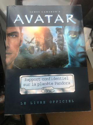 Avatar Libro Oficial