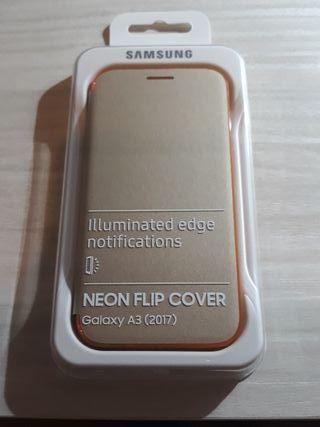 Funda Neon Samsung A3