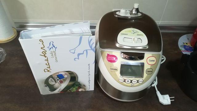 Recetas robot de cocina awesome coccin robot cocina supercook dosefes lifestyle with recetas - Robot de cocina lady gourmet ...